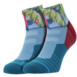 Stance Lahaina Blue Low Golf Socks Mens Size LG/XL